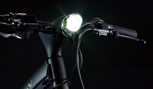 BESV LX1 ヘッドライト
