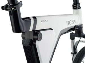 BESV PSA1 フレーム
