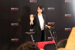 BESV × のん ニューモデル発売記念イベント @GARDEN GALLERY 1