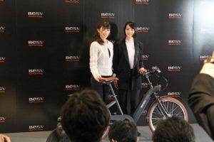 BESV × のん ニューモデル発売記念イベント @GARDEN GALLERY 3