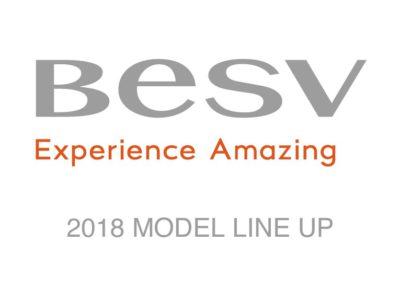 BESV TRS1を始めとする2018年の製品ラインナップにつきまして